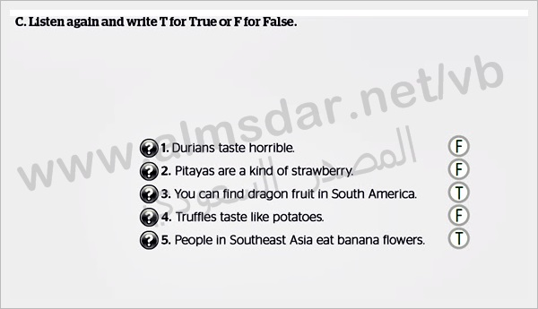 Food facts page14