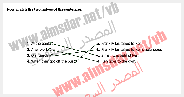 Module Relative Clauses page